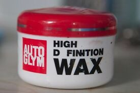 Autoglym HD Wax 125g - Detailing valeting wax