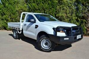 2016 FORD RANGER XL 4X4 SINGLE-CAB CHASSIS Tanunda Barossa Area Preview