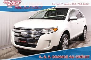 2013 Ford Edge Limited TOIT PANO NAV CUIR CAMÉRA BLUETOOTH A/C