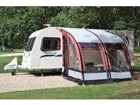 Suncamp Ultima 260 Platinum Caravan Porch Awning