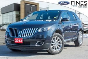 2013 Lincoln MKX LEATHER, SUNROOF, NAVIGATION, THX, AWD