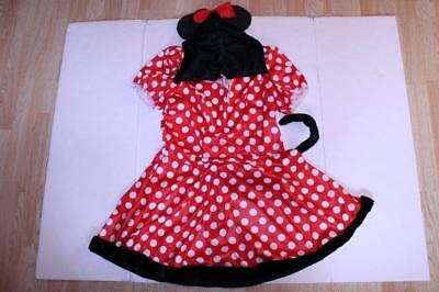 Women's Minnie Mouse L (12/14) Outfit Costume - Minnie Mouse Outfit For Women