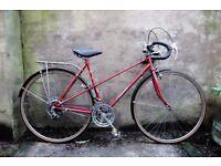 VELO SPORT, 20.5 inch, vintage ladies womens racer racing road bike, 10 speed