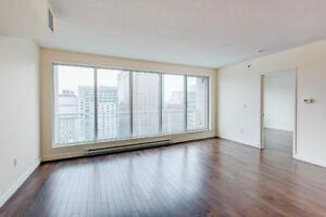 Luxurious one bedroom, balcony, Old Montreal, Downtown