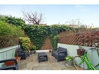 Great 3 bed family house (or investment) with garden, parking, Clapham Common. Priced to sell.