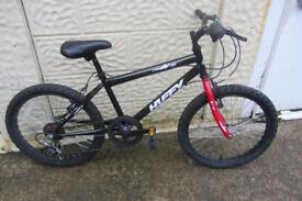 bikes Boy's Huffy 20inch wheel mountain bike