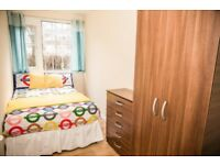 Double Room, Paddington, Central London, Royal Oak, Zone 1, Bills Included, gt2
