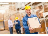 *URGENT* ASAP NOV/DEC START- Warehouse Operative / Packer