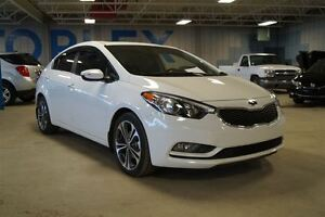 2015 Kia Forte 2.0L SX, Leather, Sunroof, Bluetooth, USB