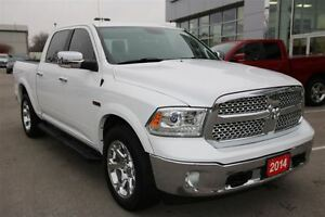 2014 Ram 1500 Laramie 4X4 *ONE OWNER DIESEL* London Ontario image 9