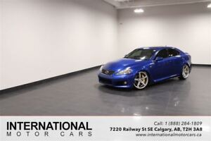 2008 Lexus IS F *LOTS OF UPGRADES*