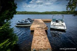 +++BUILD YOUR OWN FLOATING DOCK+++ BUILD IT THE RIGHTWAY TO LAST +++