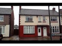 2 bedroom house in Stanmore Grove, Hartlepool, TS25 (2 bed)