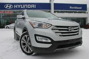 2015 Hyundai Santa Fe Sport 2.0T/Alloys/Pano Sunroof/Bluetooth/N