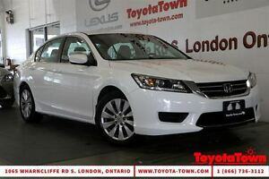 2013 Honda Accord SINGLE OWNER LX HEATED SEATS & BACKUP CAMERA