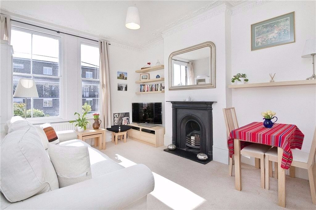 LOVELY 2 BEDROOM PERIOD CONVERSION IDEALLY PLACED FOR CALEDONIAN ROAD TUBE, CAMDEN & KINGS CROSS