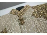 Mens Indian Wedding Designer Sherwani Suit