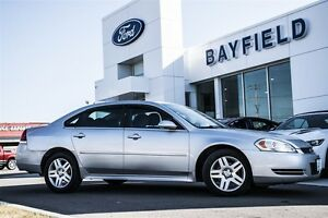 2011 Chevrolet Impala LT At Bayfield Ford Lincoln In Barrie