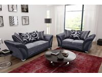 """''HIGH QUALITY'' -- SHANNON CORNER or 3 + 2 SEATER SOFA -- """"ORDER NOW"""""""