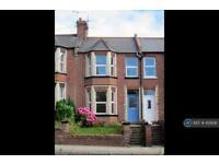 3 bedroom house in Pinhoe Road, Exeter, EX4 (3 bed)