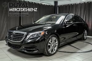2014 Mercedes-Benz S-Class S550 LWB+EXECUTIVE PACKAGE+CLEAN CARP