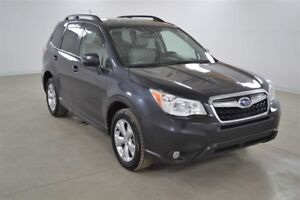 2014 Subaru Forester 2.5i Touring 4WD Mags*Bluetooth*Sieges Chau