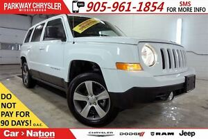 2016 Jeep Patriot HIGH ALTITUDE| 4X4| NAV| SUNROOF| LEATHER & MO