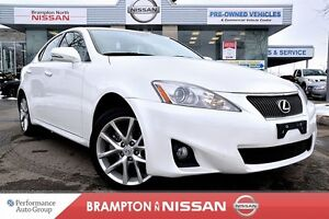 2013 Lexus IS 250 Base *Leather|Heated seats|Sunroof*