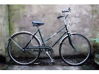 OPEN ROAD, 20 inch, vintage USA ladies womens traditional road bike dutch style, 3 speed