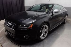 2010 Audi S5 COUPE QUATTRO V8 MAGS TOIT CUIR