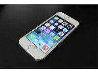 iPhone 5s - o2 network - £120