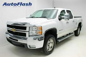 2010 Chevrolet SILVERADO 2500HD LT Crew-Cab  6.0L * Full-Chrome!