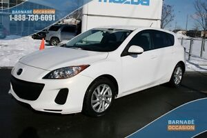 2012 Mazda MAZDA3 SPORT GX SPORT GROUPE COMMODITÉ