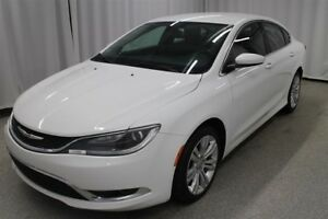 2015 Chrysler 200 Limited V6*CRUISE*MAGS*BLUETOOTH*