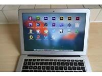 "( 2016 ) MacBook Air 13"" | 2.7GHz - i5 | 8GB | 128GB | Adobe CS6 | Logic Pro | Final Cut Pro |Office"