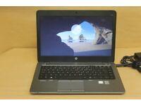 "Laptop HP Elitebook 840 G1 - 14"" Intel Core i5 4300U 2.50GHz - 500GB HDD - 8GB RAM + Win 10 Pro"