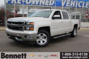 2015 Chevrolet Silverado 1500 2LT - Heated Seats, Trailer Pack,