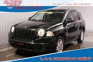 2010 Jeep Compass Sport/North MAGS BAS KM 84902KM WOW A/C