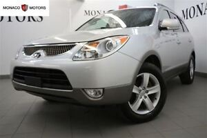 2010 Hyundai Veracruz AWD LEATHER SUNROOF 7P