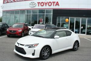2015 Scion tC MANUELLE** MAGS/TOIT PANORAMIQUE** 25 764KM
