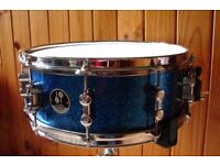 SONOR FORCE 3007 MAPLE SNARE DRUM IMMACULATE