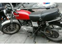200cc Kawasaki