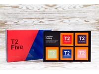 Brand new T2 Five London Calling
