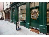 Barber shop for sale at City of London