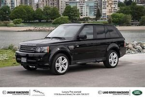 2013 Land Rover Range Rover Sport V8 HSE 0.9% Finance!