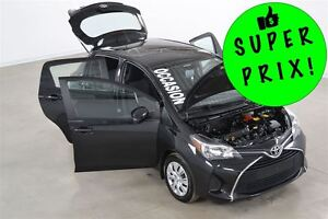 2015 Toyota Yaris LE HB 5 Portes Gr.Electrique+Air+Bluetooth Aut