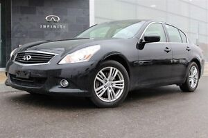 2013 Infiniti G37x Luxury Luxury,Navigation,SUNROOF