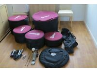 PREMIER OLYMPIC DRUM KIT FOR SALE, COLLECTION ONLY