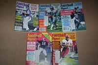 lot of 15 Football, Hockey & Baseball Digests T.Esposito, Hull,