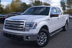 2014 Ford F-150 LARIAT 4WD SUNROO
